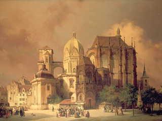 アーヘン大聖堂の画像 p1_28