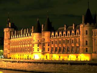 パリのセーヌ河岸の画像 p1_2