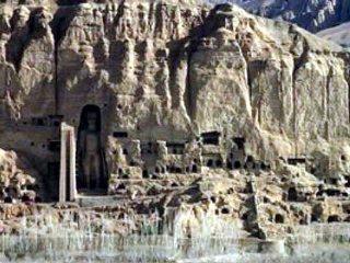 バーミヤン渓谷の文化的景観と古...