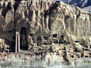 <b>バーミヤン</b>渓谷の文化的景観と古代遺跡群 -世界60秒巡り- -世界遺産巡り-