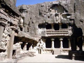 エローラ石窟群の画像 p1_33