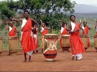 ブルンジ Burundi 世界60秒巡り