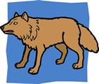 オオカミの恩返し