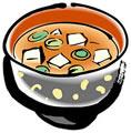 豆腐とお味噌のけんか